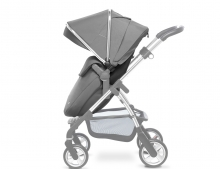 Комплект для изменения цвета коляски Silver для Pioneer и Wayfarer